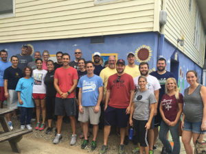Weatherby Healthcare giving back to the community