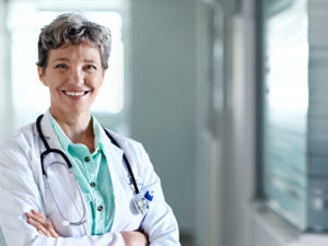 physician practicing medicine after retirement age