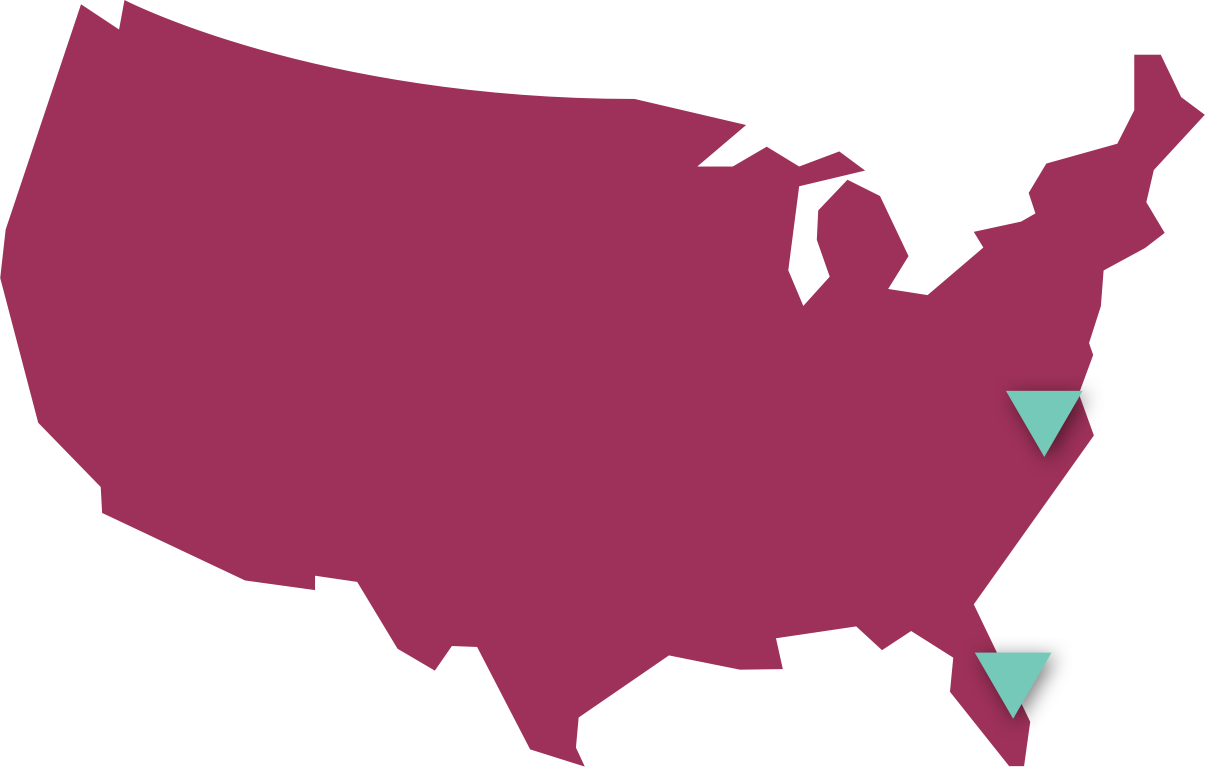 image of the U.S. map